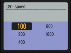 Canon EOS 400D Review, page 3 | adrianwarren com